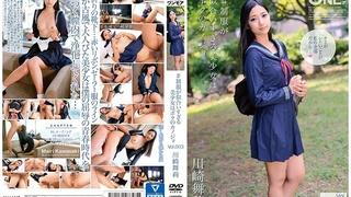 #制服が似合いすぎる美少女はボクのカノジョ  川崎舞莉 ONEZ-101