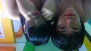 小情侶自拍性愛影片,回憶留念(圖+影)