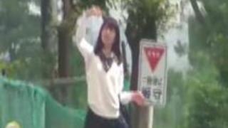 【スカトロ無料動画】学校帰りに友達同士で浣腸薬を挿入し合い糞便を撒き散らして遊ぶド変態JK
