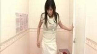 【盗撮動画】むっちりわがままボディ巨乳素人OLちゃんのナマ着替えで丸見えセクシーランジェリー試着の一部始終を隠し撮り!