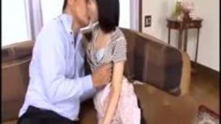 【おっぱいエロ動画】 縛乳douga無料-パンティをずらして股間をクチュクチュ弄られちゃう女の子!おじさんの竿でずっぽり突かれて感じまくりw肉ビラ広げてwww