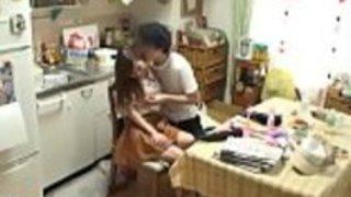 日本のカップルハッピーエンドセックス - もっとElitejavhd.comで