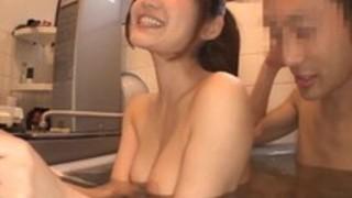 【石原莉奈sex】スレンダーな美少女、石原莉奈のsexハメ撮りプライベートがエロい!!