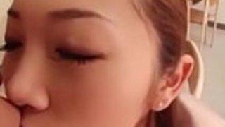 かわいい日本人教師小川麻美 - もっと日本語のフルHDポルノwww.IFLJAPAN.com