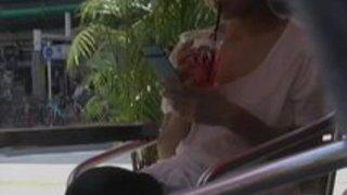 【女の子盗撮】ショートカットな女の子素人の盗撮オナニープレイがエロい!!【xvideos動画】