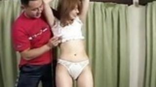 日本のかわいい女の子官能的なセックス#4