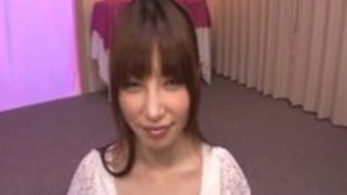 彼女の日本の顔とぶっかけファック