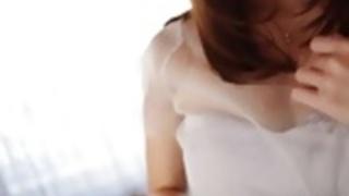驚くほどの豊胸手術を与える巨乳熟女 - 波多野結衣