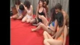 セックスオージーの日本人ティーン