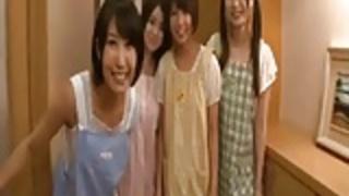 アジアの女の子の愛好家の夢、グループジャパンセックス
