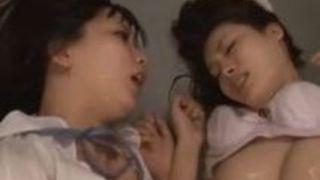 復讐のためバケモノになった教師が生徒を襲う 芹沢つむぎ鶴田かな