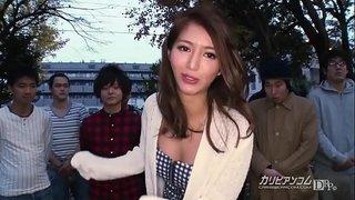 麻生希ファン感謝祭 ~10人の取り巻きとファンのお宅訪問~  1